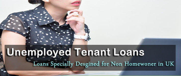 Unemployed Tenant Loans